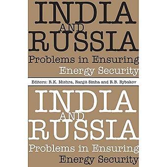 Intia ja Venäjä: ongelmia energiansaannin varmistamisessa