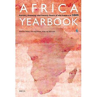 Afrique annuaire Volume 6