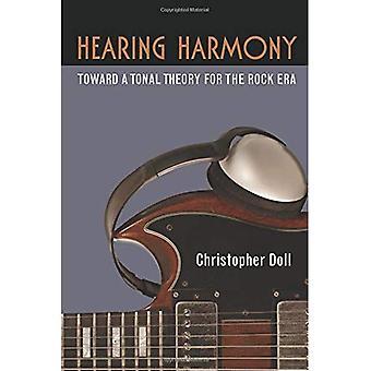 Hoorzitting harmonie: Toward a tonale Theory voor de Rock tijdperk (spatiëring Pop)