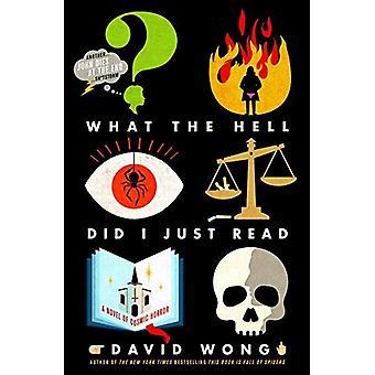 Hvad fanden har jeg bare læst: en roman af kosmisk Horror (John dør i slutningen)
