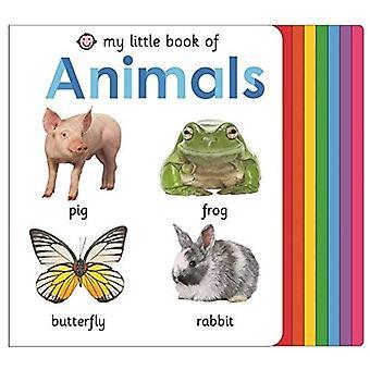 Min lilla bok av djur (min lilla böcker)