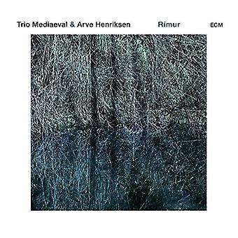Henriksen, Arve / Trio medeltida - Rimur [CD] USA import