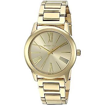 Michael Kors dames Quartz analoge horloge met stalen band MK3490