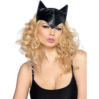 Feline Femme Fatale Cat Mask
