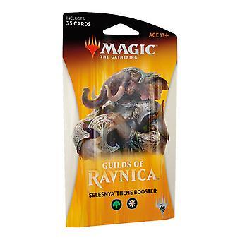 MTG: gilden van RAVNICA thema Booster Pack SELESNYA-wit/groen