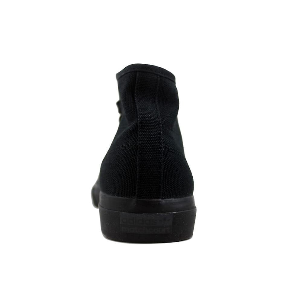 Adidas Matchcourt høy RX svart/svart menn BY4246 4,5 Medium
