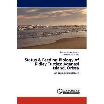Status, die Einspeisung Biologie von Ridley Schildkröten Aganasi Insel Orissa von Behera & Subrata Kumar