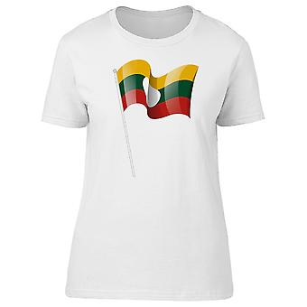 Flag Of Shan Districts Tee Men's -Image by Shutterstock