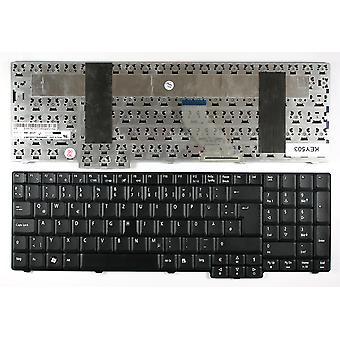 Acer Aspire 9301WSMI schwarze deutsche Layout Ersatz Laptop-Tastatur