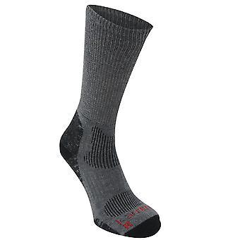 Karrimor Mens Merino fibra ligero caminar calcetines
