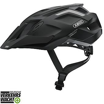 ABUS MountK fiets helm / / diep zwart