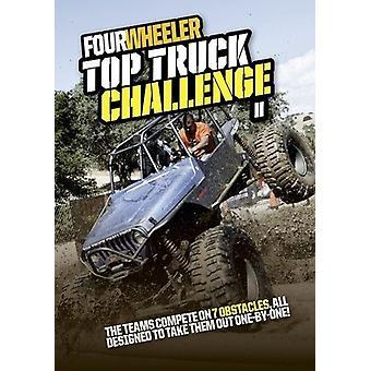 Four Wheeler Top Truck Challenge II [DVD] USA import