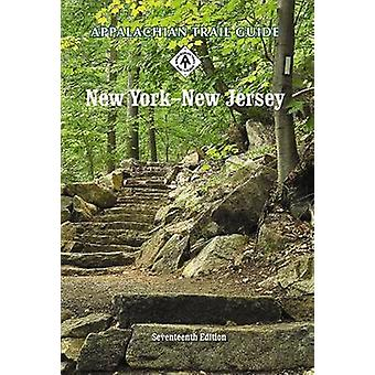 Appalachian Trail Guide to New York-New Jersey Book and Maps (17th) b
