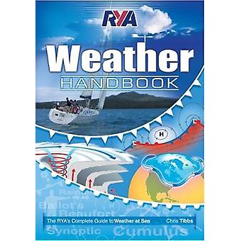 RYA Weather Handbook - 9781910017142 Book