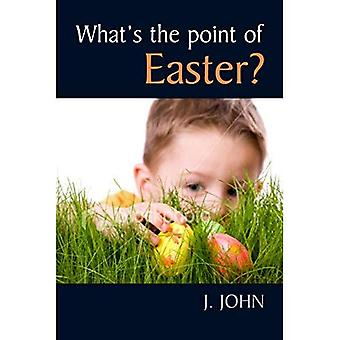What's the Point of Easter? (Lion Pocketbooks)