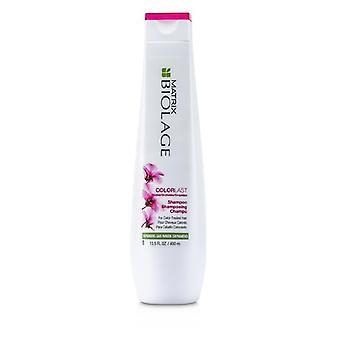 Matrix Biolage Colorlast Shampoo (värikäsitellyille hiuksille) - 400ml /13.5oz