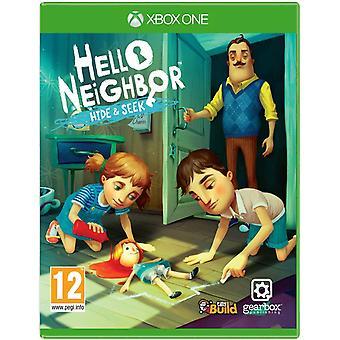 Hello Neighbor Hide & Seek Xbox One Game
