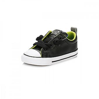 Converse Infant CT kaikki Star Street slip Trainers 754325C
