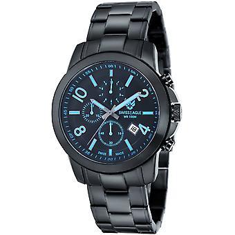 Swiss Eagle SE-9054-AA Heren Horloge