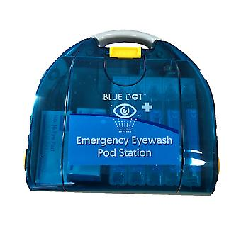 Blue Dot Eye Care Pod Station