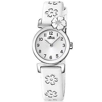 Lotus junior Quartz Analog Child Watch avec Bracelet Cowhide 18174/1