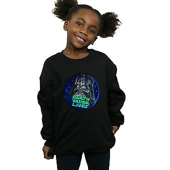 Star Wars Girls Vader Lives Sweatshirt