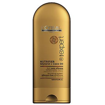L'Oreal Serie Expert Nutrifier Silicone-Free Conditioner 150ml