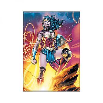 Wonder Woman Stand Tall Magnet