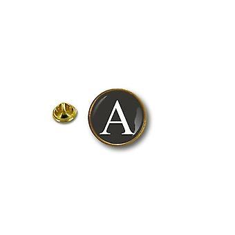 Pins Pin Badge Pin's Metal Broche Pince Papillon Drapeau Symbole Alpha