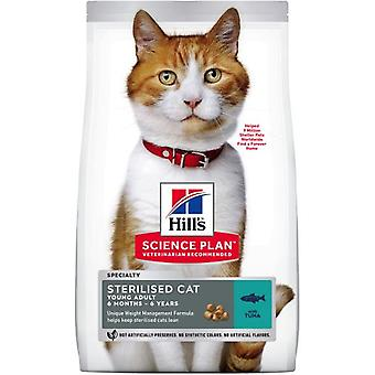 Hill's Science Plan Young Adult Esterilizado Atún (Cats , Cat Food , Dry Food)