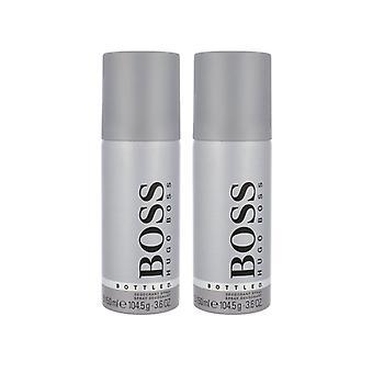 2-Pak Hugo Boss flaske Deo spray 150ml