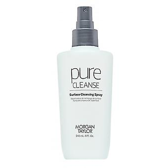 Morgan Taylor Pure rens overflaten rensing spray for negler og verktøy-120ml