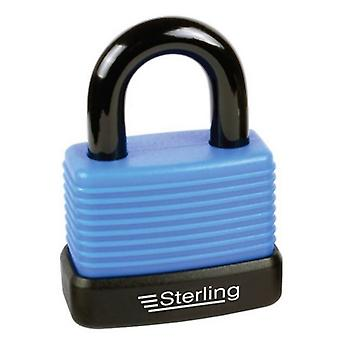 Sterling Padlock With Cover