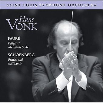 Faure/Schoenberg - Faur : Pell as Et M Lisande Suite; Schoenberg: Pell as Und M Lisande [CD] USA import