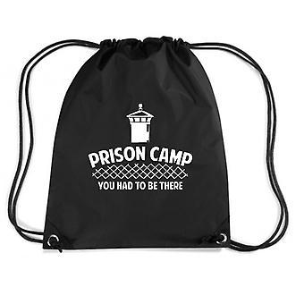 Zainetto nero fun3220 prison camp