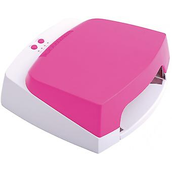 The Edge Nails Pink & White 36 Watt UV Lamp (Pink & White 36 Watt UV Lamp (2003049)
