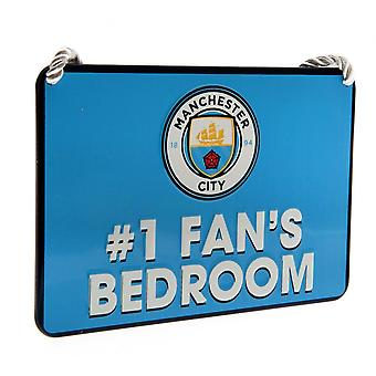 Manchester City FC Official Bedroom No. 1 Fan Sign