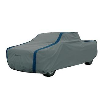 Weather Defender Truck Cover With Stormflow, Extended Cab, Short Beds Up To 19'2 L