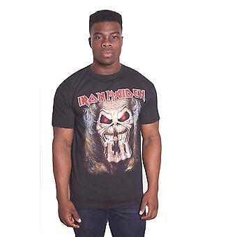 Iron Maiden Flip Eddie Steve Harris Heavy Metal Official T-Shirt