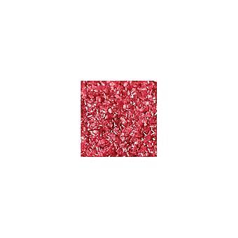 Regenboog stof suiker kristallen 50g Sparkle hagelslag PEARLESCENT ROSE