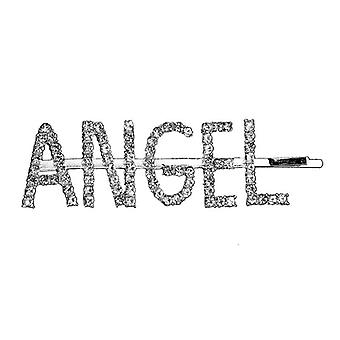 Hairpin with text - Angel