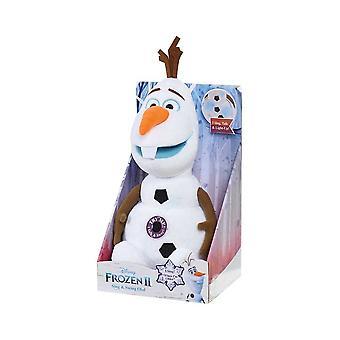 Disney Frozen Sing & Swing Olaf Plush