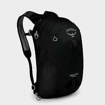 Neue Osprey Daylite Travel Daysack Schwarz