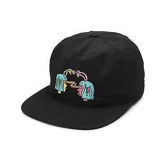 Volcom Ozzy Alien Youth Cap in Black