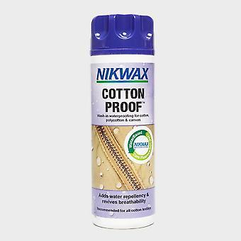 Neue Nikwax Cotton Proofer 300ml Stoffwaschbehandlung Neutral