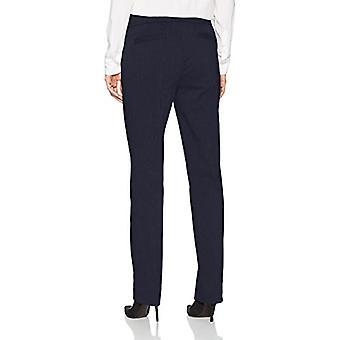 ブリッグス ニューヨーク ウィメンズ&アポス s スーパーストレッチ ミレニアム ウェルト ポケット ネイビー サイズ 18.0