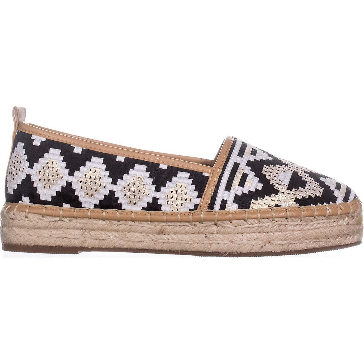 Inc International Concepts Womens Caleyy Closed Toe Espadrille Flats