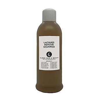 Gilmor lacquer removal shampoo 1l