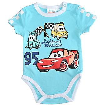 Babybody med Disney Cars 86 cl