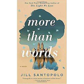 More Than Words by Jill Santopolo - 9780735218307 Book